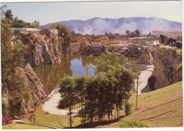 Ciudad De Las Canteras, Quarry's City, Ixcotel, Oaxaca, México - México