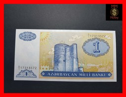 AZERBAIJAN 1 Manat 1993 P. 14 UNC - Arzerbaiyán