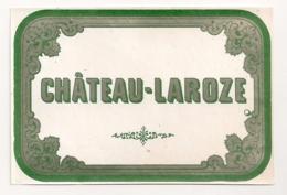 CHATEAU LAROZE  C343 - Bordeaux