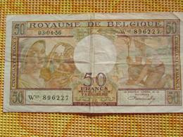 Belgie 50 Francs - [ 2] 1831-... : Reino De Bélgica