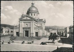 MASCALI (CATANIA) PIAZZA DUOMO 1955 - Catania