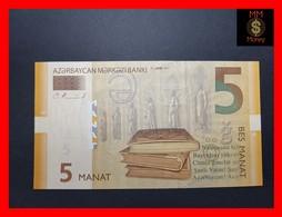 AZERBAIJAN 5 Manat 2017 P. 32 A  UNC - Arzerbaiyán