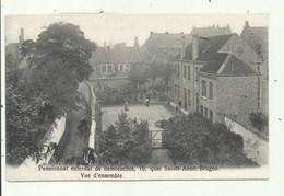 Brugge - Bruges - School - Pensionnat  Sainte Anne -  (2 Scans) - Brugge