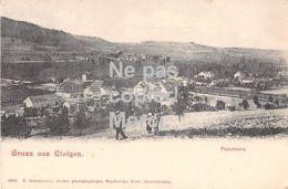 Luxembourg - Gruss Aus Lintgen - Kanton Mersch - Cartes Postales