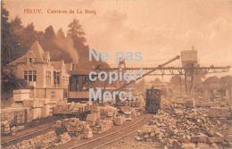 Feluy - Seneffe -  Hennegau - Carrières De La Rocq Avec Chemin De Fer Industriel - Top! - Seneffe