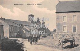 Attert Nobressart - Sortie De La Messe - 1917 - Attert