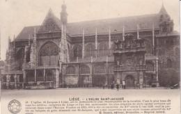 Liege L Eglise Saint Jacques - Luik