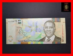 BAHAMAS 1 $ 2017 P. 77 UNC - Bahamas
