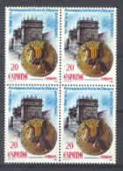 Spain 1988 - An. Reino De Valencia Ed 2967 Bloque (**) - 1931-Oggi: 2. Rep. - ... Juan Carlos I