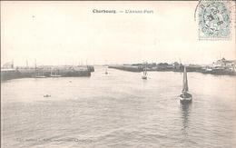 X3310 MANCHE CHERBOURG L' AVANT PORT - Cherbourg