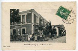 Sigoules Le Bureau De Poste - France