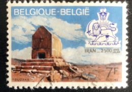 België - Belgique - (o)used - Ref B1/6 - 1971 - Michel Nr.1657 - Perziche Rijk - Belgien