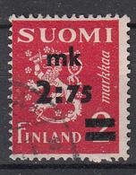 FINLAND - Michel - 1940 - Nr 229 - Gest/Obl/Us - Finland