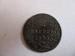 Switzerland: 2 Centimes Schwyz 1845 - Schweiz