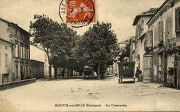 MAREUIL SUR BELLE LES PROMENADES - France