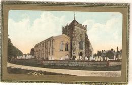 """Bexhill. The Paris Church"" Tuck Framed Gem Glosso Series PC # 746 - Tuck, Raphael"