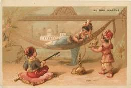 CHROMOS - AU BON MARCHE - Old Paper