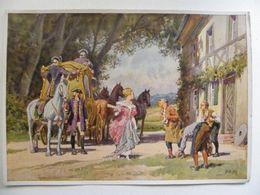 Grimm   / Contes De Fées / Fairy Tales  Serie: Deutsche Märschen 2 Scan - Collections