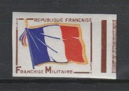 France N°FM 13 ** BdF Non Dentelé 1964 - Francia
