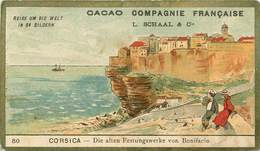 CHROMOS - CACAO COMPAGNIE FRANCAISE L. SCAAL - Old Paper