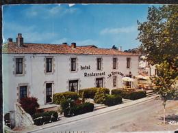 Carte Postale De Mauléon, Hôtel De La Terrasse - Mauleon