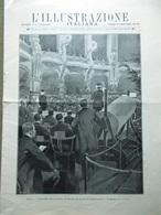 L'Illustrazione Italiana 3 Febbraio 1907 Elezioni Berlino Barrili Fogazzaro Neve - Livres, BD, Revues