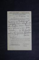 FRANCE - Carte De Renseignements Pour Familles Dispersées De Paris En 1915 Pour Paris - L 61749 - Storia Postale