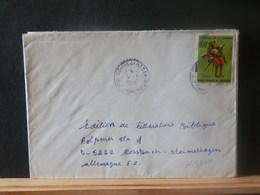 A13/047  LETTRE CAMEROUN  VENTE RAPIDE A 1 EURO - Tanzania (1964-...)