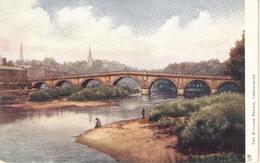 """Shrewsbury. The English Bridge"" Tuck Oilette Postcard # 1441 - Tuck, Raphael"