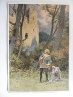 Grimm  Jorinde And Joringel / Contes De Fées / Fairy Tales  Serie: Deutsche Märschen 2 Scan - Collections
