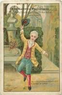 CHROMOS - AUX GALERIES PARISIENNES - Old Paper