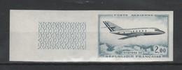 France N°PA42 ** BdF Luxe Non Dentelé 1965 - Francia