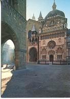 Bergamo: Portale Di S. Maria Maggiore - Bergamo