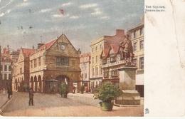 """Shrewsbury. The Square"" Tuck Oilette Postcard # 1441 - Tuck, Raphael"