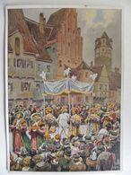 Andersen   New Clothes Of The Emperor  / Contes De Fées / Fairy Tales  Serie: Deutsche Märschen 2 Scan - Collections