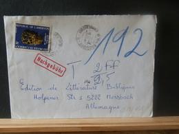 A13/058  LETTRE CAMEROUN VENTE RAPIDE A 1 EURO - Cameroon (1960-...)