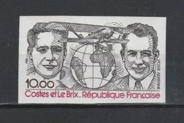 France N°PA55 ** Non Dentelé 1981 - No Dentado