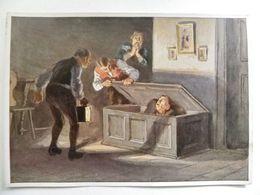 Andersen   Der Kleine Und Der Große Klaus Little Claus / Contes De Fées / Fairy Tales  Serie: Deutsche Märschen 2 Scan - Collections