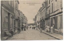 49 LE LION-d'ANGERS  Grande Rue (carte Peu Courante) - Autres Communes
