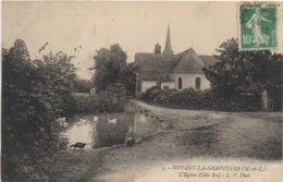 49 NOYANT-la-GRAVOYERE L'Eglise - Other Municipalities