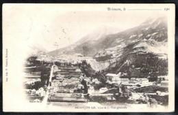 BRIANÇON Vue Générale 1902 - Briancon