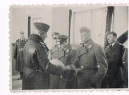 WO II - Originele Foto Duitse Soldaten - Guerre, Militaire