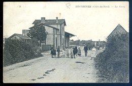 Cpa Du 22   Rostrenen    La Gare   AVR20-142 - Other Municipalities