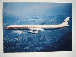 Avion / Airplane / SATURN / Mc Donnel Douglas DC-8-61 / Registered As N8956U - 1946-....: Ere Moderne