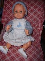 Barboteuse Vintage  Brodée - Dolls