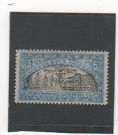 COSTA RICA 1921 YT N° 94 Neuf* Trace De Charnière - Costa Rica