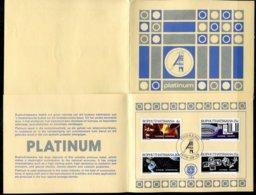 Bophuthatswana Mi# 47-50 First Day Card - Platinum Mining - Bophuthatswana