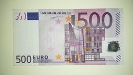 EURO-FINLAND 500 EURO (L) D001 Sign DUISENBERG - EURO