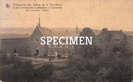Pensionnat Des Soeurs De La Providence Et De L'Immaculée Conception à Carnières - Façade - Morlanwelz