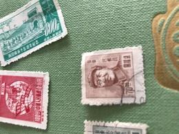 CINA MAO 1 VALORE - Stamps
